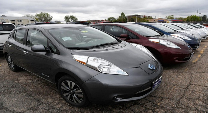 Renault-Nissan'dan Çin'de 'elektrikli araç' atağı