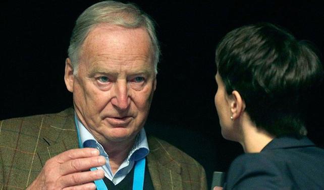Fischer, Gauland hakkında suç duyurusunda bulundu