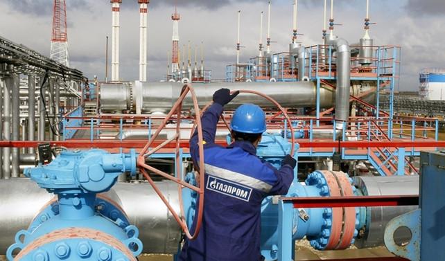 Gazprom'un net kârı yüzde 80 düştü