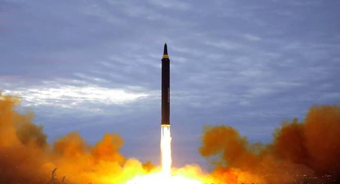 ABD, Hawaii açıklarında füze savunma sistemi denedi