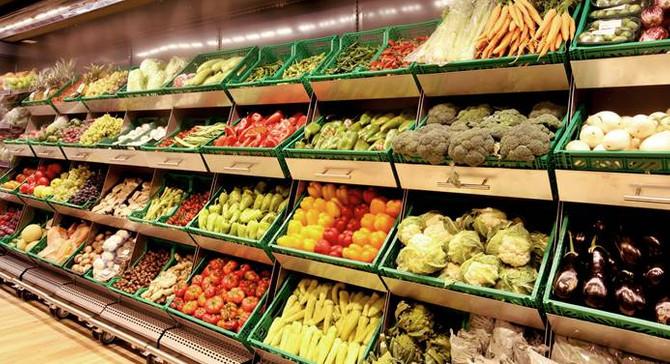 Sebze meyveye tatil zammı