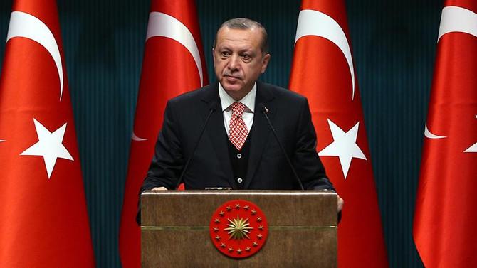 Erdoğan'dan islam ülkelerine çağrı