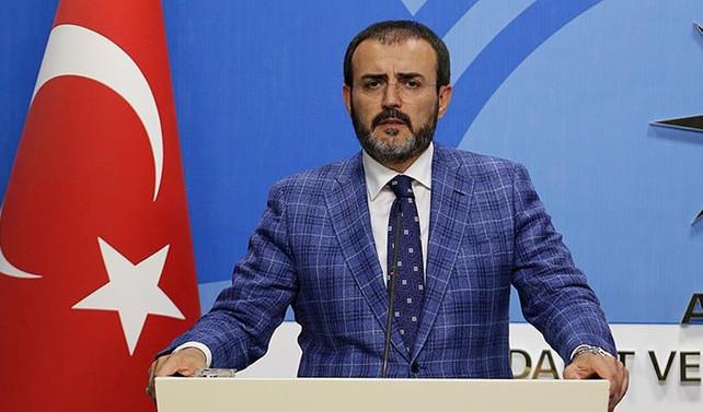 Mahir Ünal'dan CHP'ye eleştiri