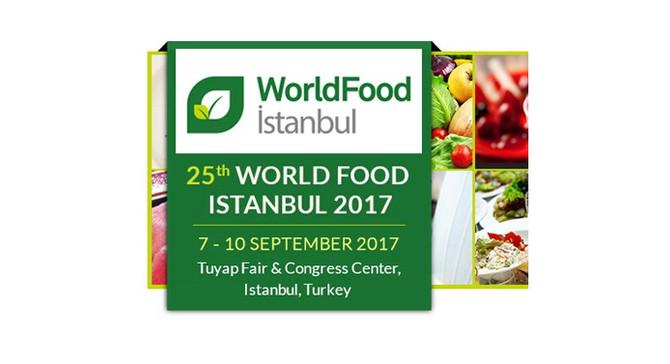 WorldFood İstanbul, Eylül'de açılıyor