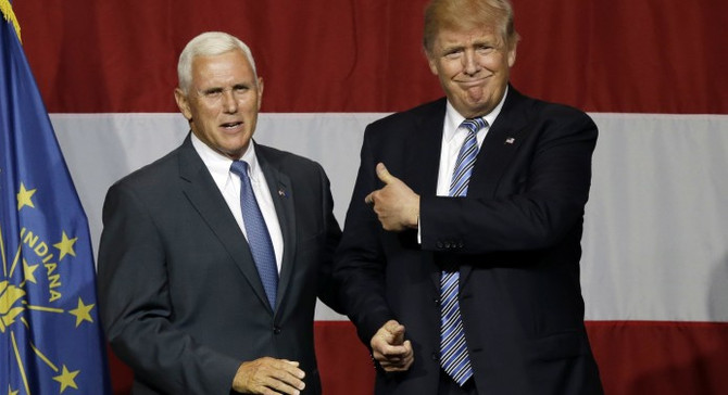 Pence, 2020'de başkan adayı olacağı iddiasını yalanladı