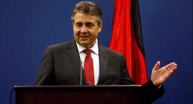 Gabriel: Türkiye'nin tutumunda değişiklik bekliyoruz
