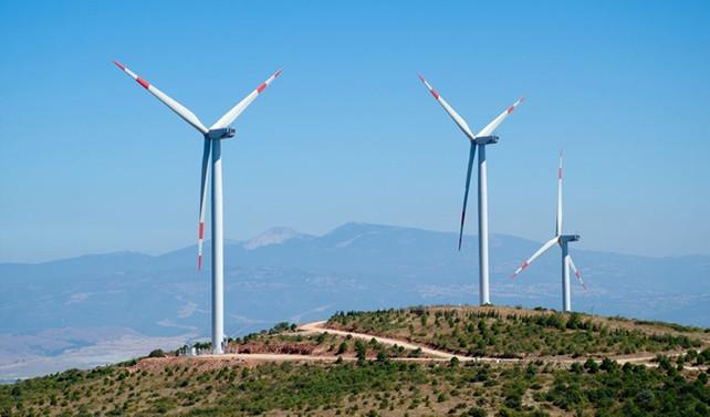 Türkiye rüzgarda Avrupa dördüncüsü