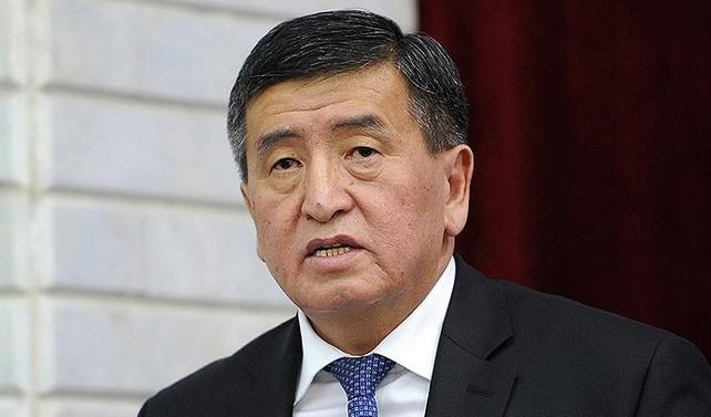 Kırgızistan başbakanı Türkiye'ye gelecek