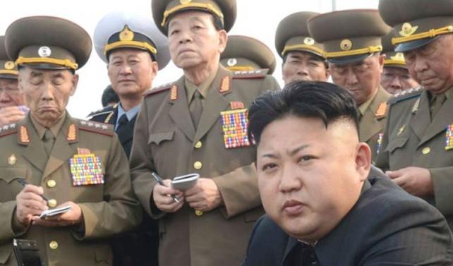 Kuzey Kore'den ABD'ye gözdağı