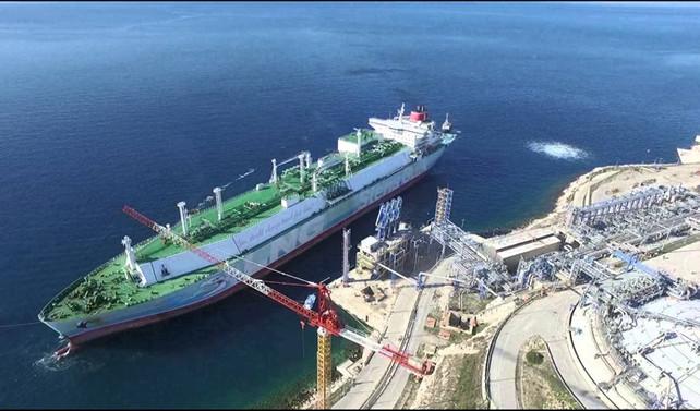 Yunan doğalgaz şirketi DESFA'ya 6 talip