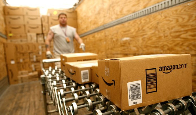 Amazon şimdilik pazarı yokluyor