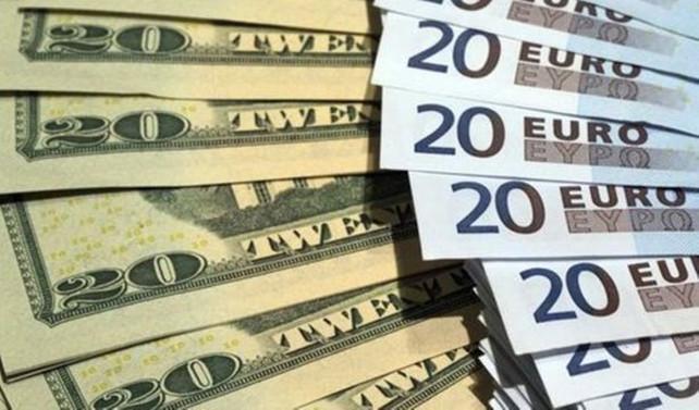 Dolar dar bantta kaldı
