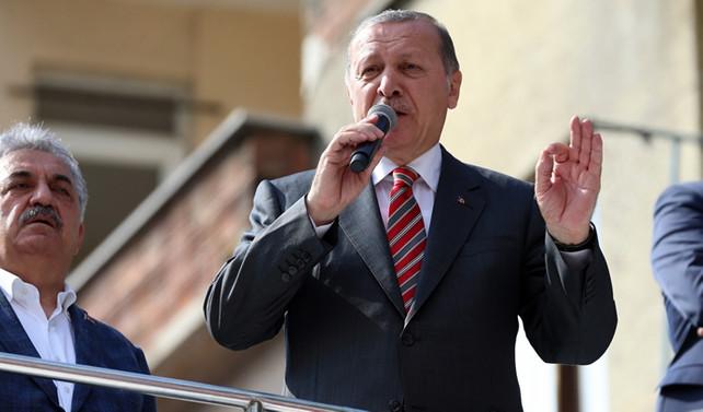 Erdoğan: Merkez'in rezervi daha da artacak