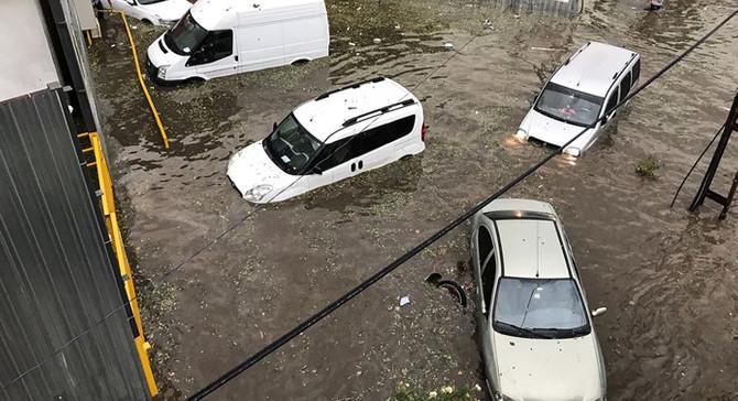 Temmuz yağışları ülke genelinde düştü, Marmara rekor kırdı