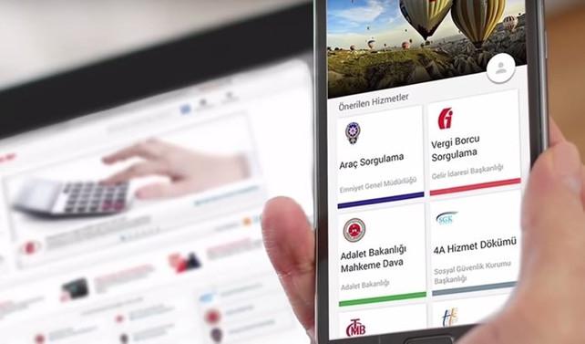 'e-Devlet' kullanıcısı sayısı 35 milyona yaklaştı
