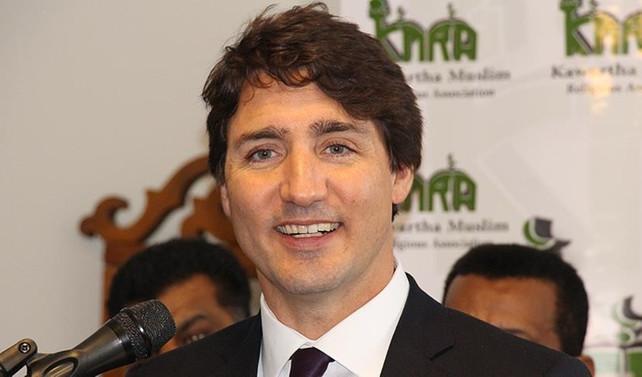 Kanada Başbakanı Trudeau Kurban Bayramı'nı kutladı