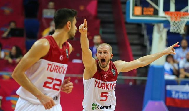 Türkiye, Avrupa Şampiyonası'na kötü başladı