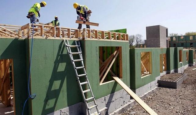 ABD'de inşaat harcamaları düşüşü sürdürdü