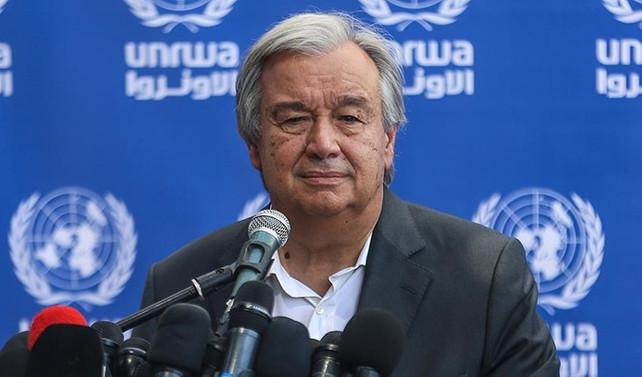 Guterres'ten Arakan'da 'İnsani felaket' uyarısı