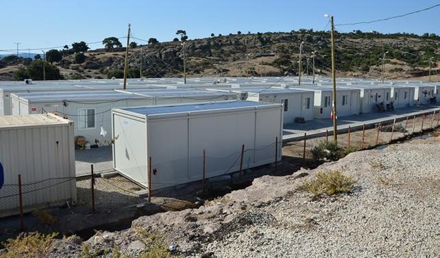Ayvacık'ta depremzedeler için kalıcı konut yapımına başlandı