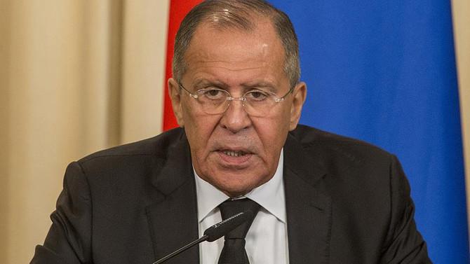 Rusya Dışişleri Bakanı Lavrov, Suudi Arabistan'da