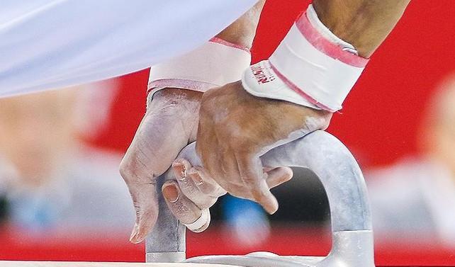Artistik cimnastikte 4 madalya