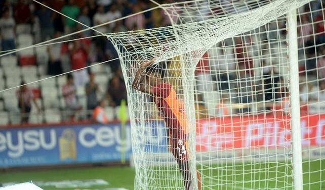 Galatasaray puan kaybetti
