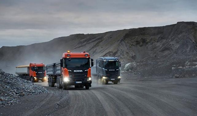 Scania, terzi usulü ile 'inşaat'ta atağa geçiyor