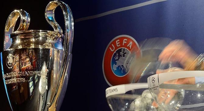 UEFA Şampiyonlar Ligi'nin enleri