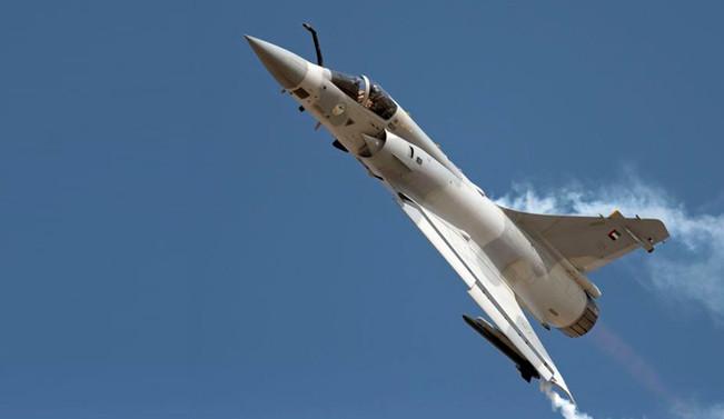 Yemen'de BAE uçağı düştü