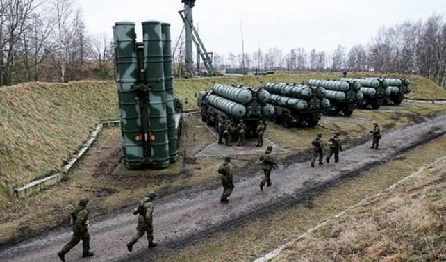 Rusya: S-400 için sözleşme imzalandı