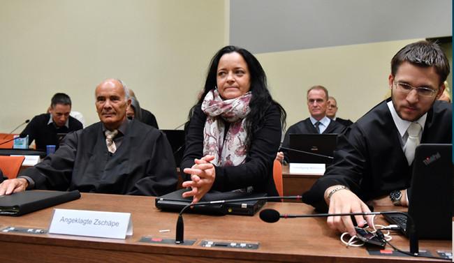 NSU davasında Beate Zschaepe için ömür boyu hapis istendi