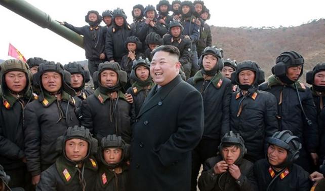 Kuzey Kore'nin asimetrik askeri yetenekleri