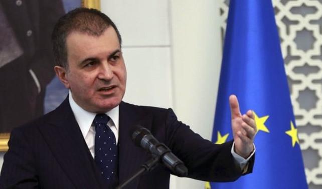 Çelik'ten Gabriel'e yanıt: Türkiye'ye zarar vermez