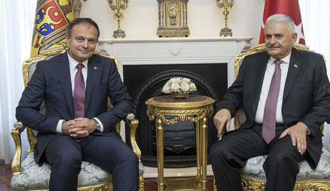 Moldova ile iş birliği artacak