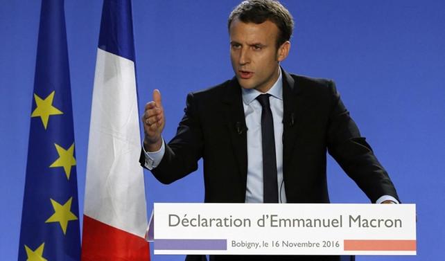 Macron, önerilerini 26 Eylül'de açıklayacak