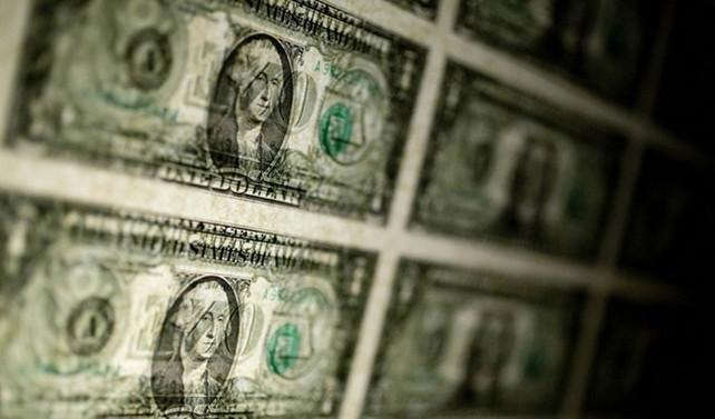 Serbest piyasada dolar 3,4650 seviyesinde