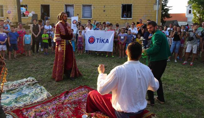 TİKA, Türk kültürünü canlandırmayı amaçlıyor