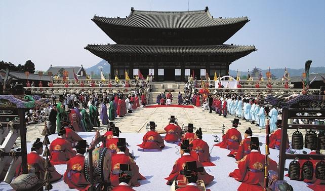 Güney Kore'ye giden Türk turist sayısı her yıl artıyor