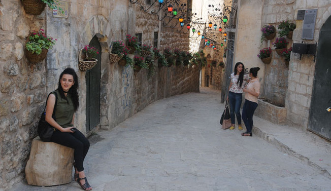 Mardin'de hedef 1 milyon turist