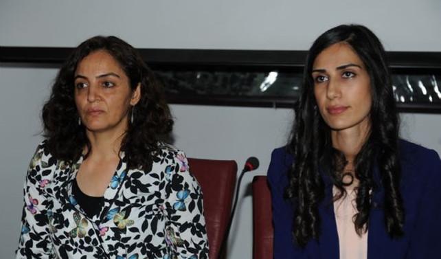HDP'li Bozan gözaltına alındı
