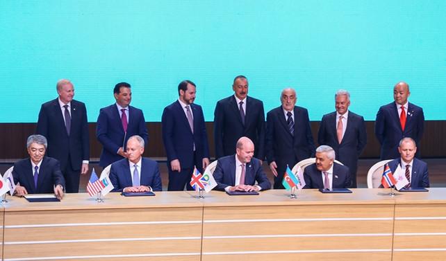 'Türkiye, Azerbaycan'ın enerji yatırımını büyütecek'