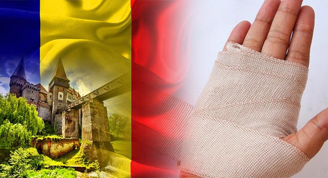 Romanyalı müşteri medikal sarf malzemelerle ilgileniyor