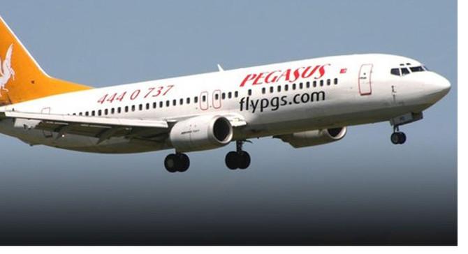 Pegasus'un yolcu sayısı yüzde 14.4 arttı