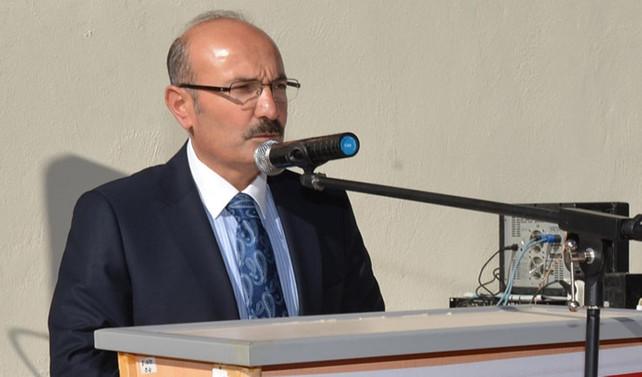 Merkez Valisi Kürklü açığa alındı