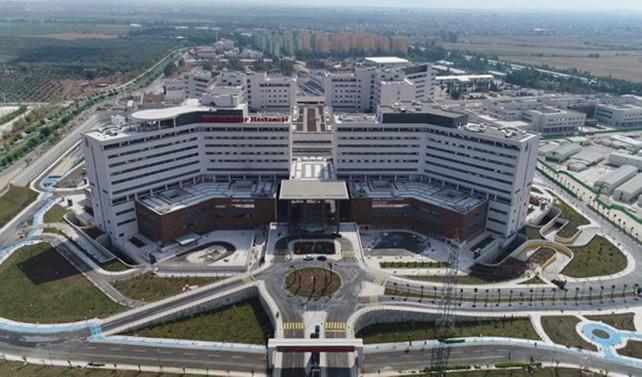 Adana Şehir Hastanesi bugün açılacak