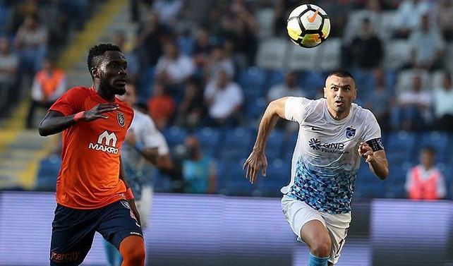 Başakşehir ile Trabzonspor yenişemedi