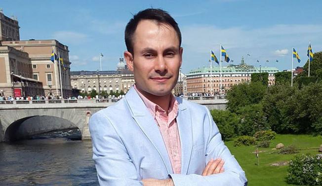 İsveç'te birinci sıradan Türk milletvekili adayı