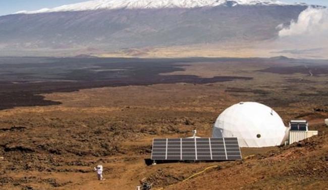 Mars'ta yaşam deneyi sona erdi