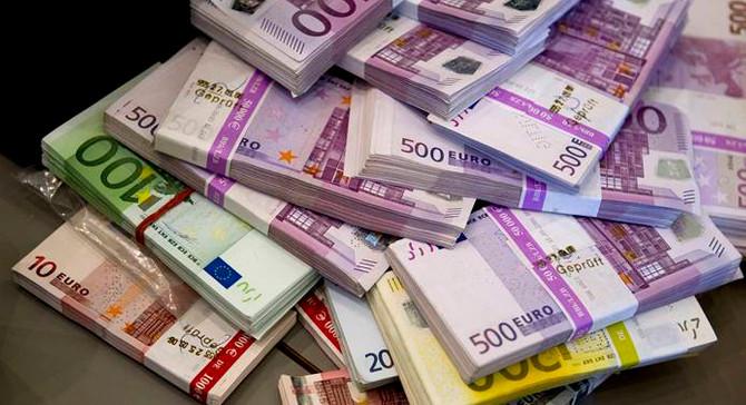 Euro Bölgesi'nde enflasyonun düşmesi güçlü euroya bağlı
